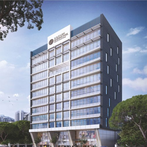 Crescent Solitaire Business Park (Andheri East)